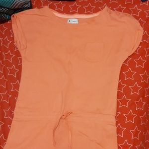 Other - 5/$20 peach shirt for kids 7-8 y/o